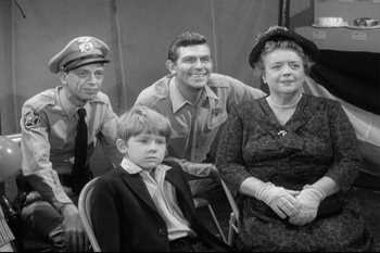 The Andy Griffith Show Cast