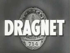 Dragnet Title Card