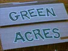 Green Acres Title Card