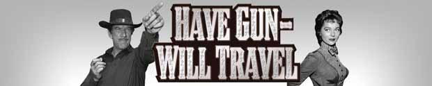 Have Gun Will Travel TV Show