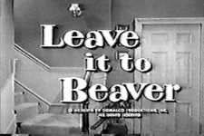 Leave It To Beaver Title Card