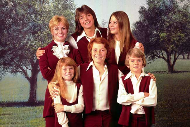 ThePartridge Family Cast