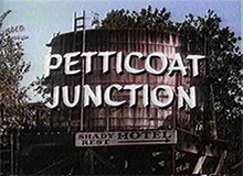 Petticoat Junction Show Logo