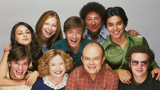 That 70's Show Cast Photo