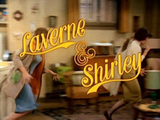 Laverne & Shirley Title Card