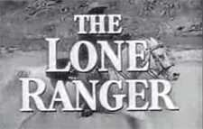 The Lone Ranger Title Card