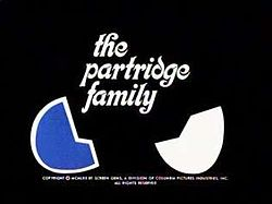 Partridge Family Title Card